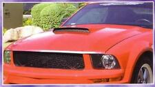 """NEW 2005-2009 Ford Mustang 2"""" Ram Air Style Style Cowl Induction Hood w/Scoop"""