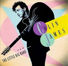 Colin James and the Little Big Band by Colin James (CD, Jan-1994, Virgin)