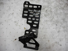 Ski doo MXZ XP REV 800R E-Tec 2012 Belt clip belt guard bracket Black 417300375