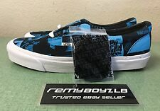 Vans DQM General Era LX Blue Note Records Mens Sz 10 Supreme WTAPS SK8 NEW!!!
