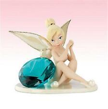 LENOX Disney TINKERBELL Tink's Glittery DECEMBER Birthstone Gift Figurine NEW