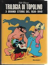 TRILOGIA DI TOPOLINO volume omaggio abbonati 1969 cartonato mondadori