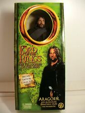"""Lord of the Rings FOTR 12"""" ARAGORN Special Edition Collector Series ~ NEW"""