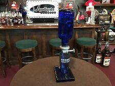 "1930's Cobalt Blue BROMO SELTZER  Dispenser Retail Display  ""Watch Video"""