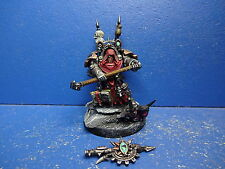 Iron Warriors Terminator General der Chaos Space Marines UMBAU GUT BEMALT