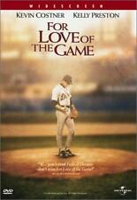 For Love of the Game  DVD Kevin Costner, Kelly Preston, John C. Reilly, Jena Mal