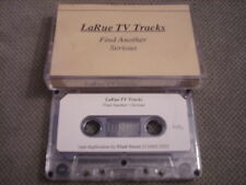 VERY RARE PROMO La Rue DEMO CASSETTE TAPE r&b TV Tracks Find Another + Serious !