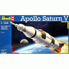 New Revell 1/144 Apollo Saturn V Model Kit