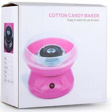NEW ELECTRIC CANDYFLOSS MAKING MACHINE HOME PARTY COTTON SUGAR CANDY FLOSS MAKER