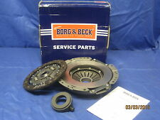 MG NEW BORG AND BECK MGB 1800 3 PIECE CLUTCH KIT, COVER ,PLATE & BEARING A3D