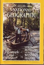 National Geographic June 1987 Patowmack Canal Tornadoes Gray Whales Laos Eskimo