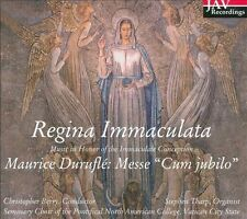 Seminary Choir of the Pontifical North A Regina Immaculata, Music in Honor of