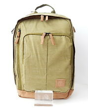 NWT Timberland Unisex Richmont 23-Liter Water-Resistant Backpack Green