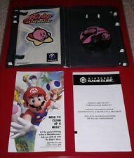 Kirby Air Ride Nintendo GameCube Complete