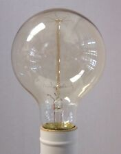 40 Watt Antique Edison Style Medium Base Light Bulb E-26  G80-19FL