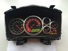 Nissan Gtr R35 Nismo Cluster Carbon Speedo And Red Rev Counter Kit