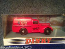 MATCHBOX DINKY DY8 - 1948 COMMER 8CWT VAN - SHARPS TOFFEE
