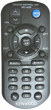 KENWOOD KDC-X396 KDCX396 GENUINE RC-405 REMOTE *PAY TODAY SHIPS TODAY*