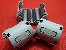 1pc TDK 13mm Clip On EMI RFI Filter Snap Around Ferrite  ZCAT3035--1330