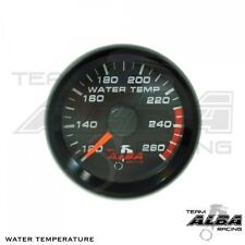 Rhino 450 660 700  UTV   Water  Temperature Gauge and adapter  Alba Racing