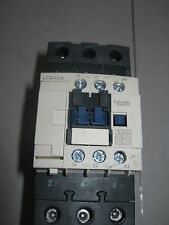 SCHNEIDER ELECTRIC/ TELEMECANIQUE LC1D40A 40 AMP AC3  CONTACTOR