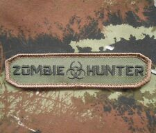 ZOMBIE HUNTER TAB OUTBREAK RESPONSE TEAM FOREST VELCRO® BRAND FASTENER PATCH