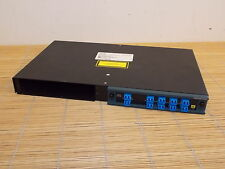 Cisco CWDM-CHASSIS-2 with CWDM-MUX-8A 8-channel multiplexer/demultiplexer