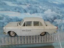 1/43 USSR Tantal (Russia) Moskvitch 408 taxi A-1 for parts