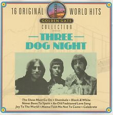16 Original World Hits - Three Dog Night ( MCA 1989 )