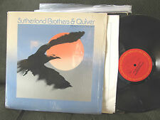 SUTHERLAND BROTHERS & QUIVER Reach for the sky 1975 LP w/shrink david gilmore!!