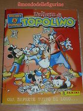 evado mancoliste figurine L'ALBUM DI TOPOLINO € 0,25 cad MICKEY & DONALD PANINI