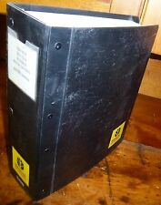 NEW HOLLAND RG140.B  RG170.B  RG200.B  MOTOR GRADER SERVICE MANUAL w/BINDER