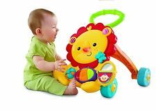 Toddler Musical Piano Lion Walker Infant Child Kid Toy Baby Gift Fun Play Lights