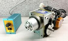 """DEX CAMS 4.5D 2-3/4"""" POWERED CAM ROTARY INDEXING TABLE W/ SPEED CONTROL (B,02)"""