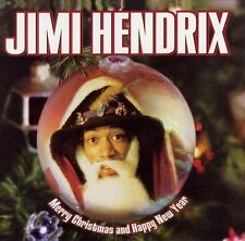 1 CENT CD Merry Christmas & Happy New Year [maxi single] - Jimi Hendrix