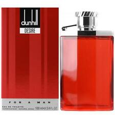 Dunhill Desire Red by Alfred Dunhill for Men Eau De Toilette 3.4 OZ 100 ML Spray