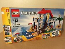 LEGO Creator Seaside House 3-in-1 (7346) - USED, COMPLETE IN BOX