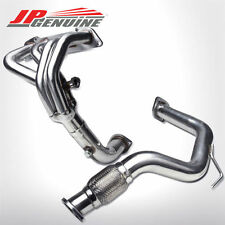STAINLESS STEEL MANIFOLD EXHAUST HEADER - TOYOTA MR2 NON-TURBO 2.2L 90-95