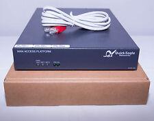 Quick Eagle 4335-2 WAN Access Platform Router 75/120 OHM