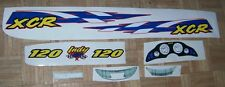 Polaris XC120 120XC XCR120 120 Snowmobile Cowling Hood Decal/Sticker Kit