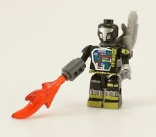 G.I. JOE KRE-O WAVE 2 B.A.T. BAT FIGURE KREON TRU KREO NEW MINIFIG