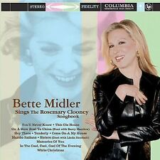 BETTE MIDLER Sings the Rosemary Clooney Songbook - Loving Musical Tribute CD