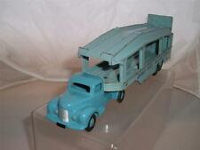 DINKY PULLMORE CAR TRANSPORTER COMMER CONVERSION SMART SCROLL DOWN 4 THE PHOTOS