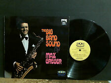 MAX GREGER  The Big Band Sound Of . . .   LP   Lovely copy!