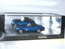 MATRIX Scale Models, 1959 Chevrolet Corvette Scaglietti, blau metallic, 1/43