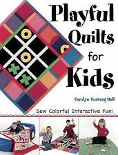 Playful Quilts for Kids: Sew Colorful Interactive Fun!