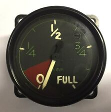 WW2 RAF AIRCRAFT OXYGEN CONTENTS GAUGE 6D/819