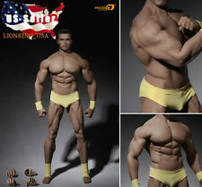 1/6 Phicen PL2016-M34 Flexible Seamless Male Super Muscular Body IN STOCK ❶USA❶