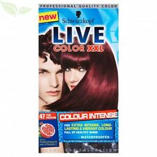 SCHWARZKOPF LIVE COLOR XXL PLUM PERFECTION 47