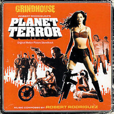 Grindhouse:  Planet Terror by Robert Rodriguez, Graeme Revell